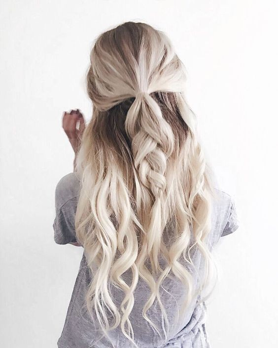 Glamorous Loose Braid Hair Styles - Long Hairstyles for Women and Girls