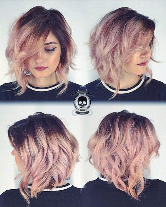 10 Pastel Hair Color Ideas With Blonde Silver Purple Pink