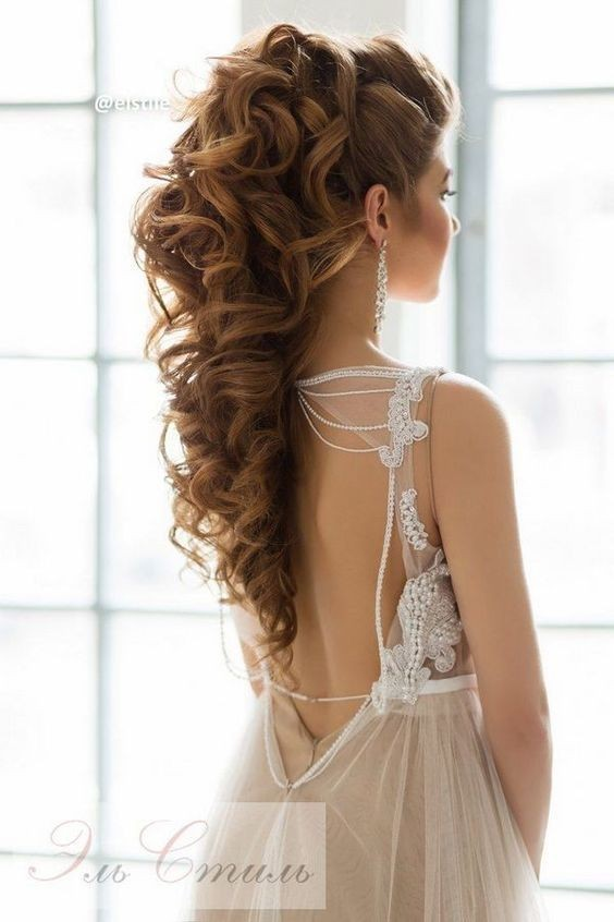 Perfect Bridal Hairstyles - Absolutely Captivating Wedding Hairstyles
