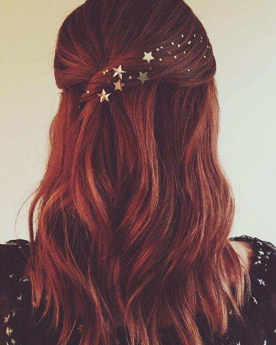 Prettiest Hair Color for Medium Length Hair - Holiday Hair Designs