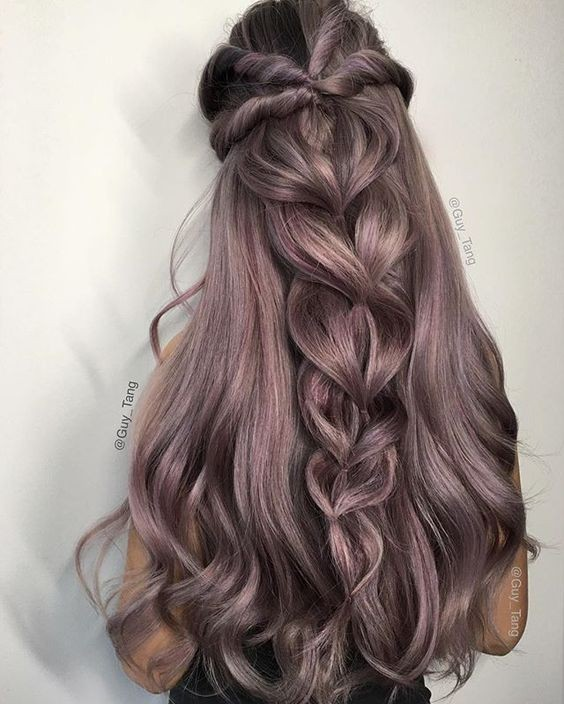 Pretyy Long Hairstyles