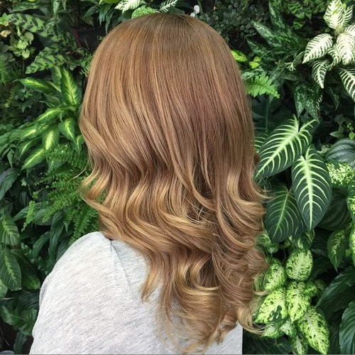 Best hair colors for brunettes celebrity