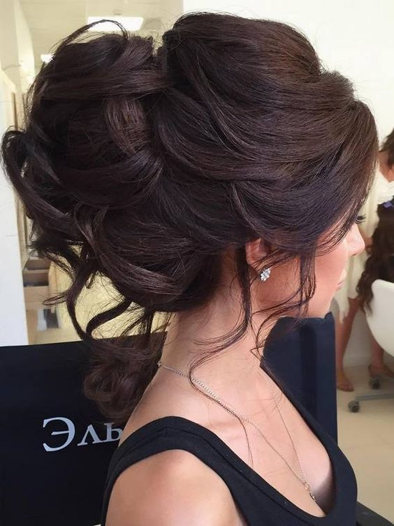 27 Gorgeous Wedding Hairstyles For Long Hair In 2019: 10 Beautiful Updo Hairstyles For Weddings 2019