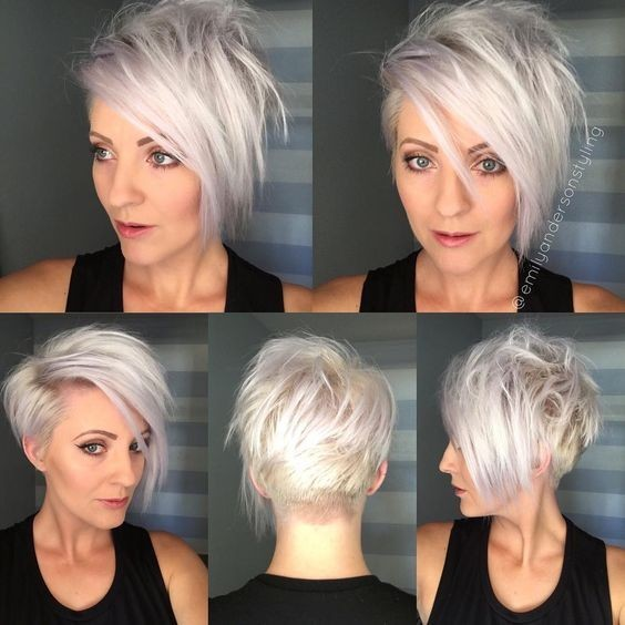 Asymmetrical long pixie haircut short hair styles for fine hair asymmetrical long pixie haircut short hair styles for fine hair winobraniefo Image collections