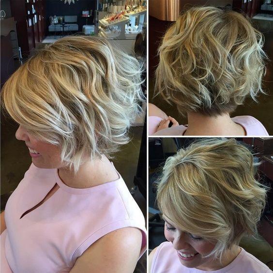 10 stilvolle kurze Haare schneidet für dickes Haar: Frauen kurze Frisur