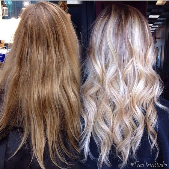 10 Stylish Hair Color Ideas 2017 Ombre And Balayage Hair