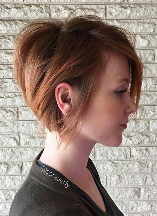 Hair Cutting Style For Girls 17