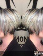 Trendy Short Haircut Ideas for Women -Balayage, Straight Short Hair Styles