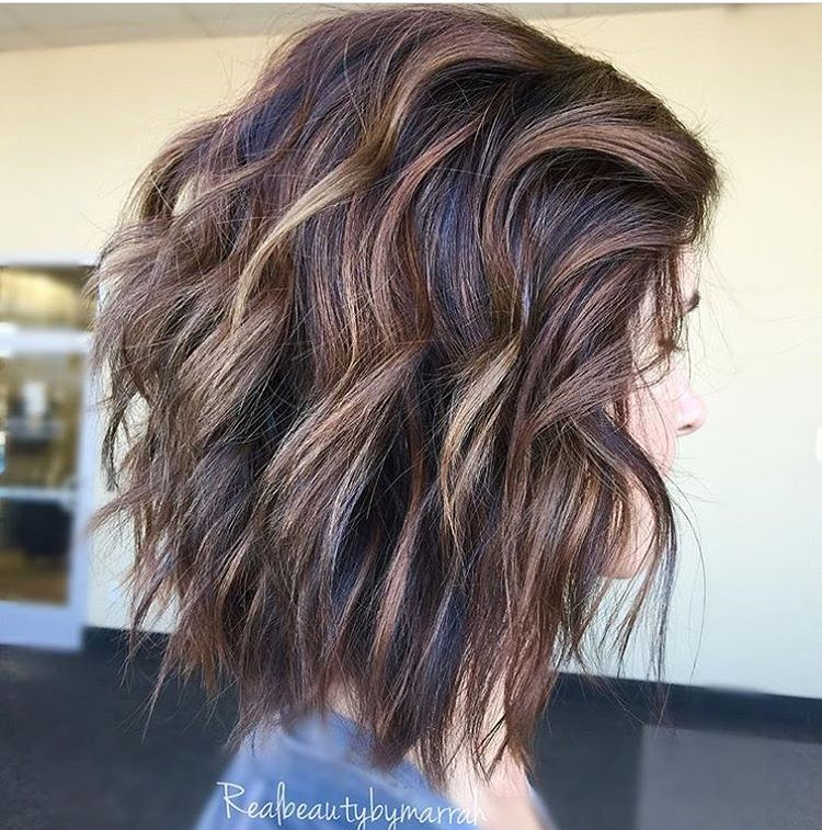hair cutting styles brown bob hairstyles with highlights hairstyles 5158