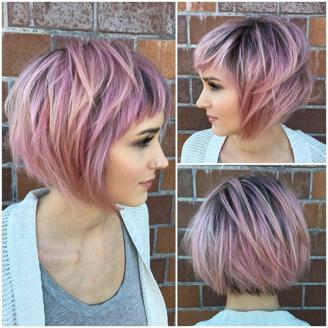 Styles For Fine Hair Unique 40 Best Short Hairstyles For Fine Hair 2018 Short Haircuts For Women