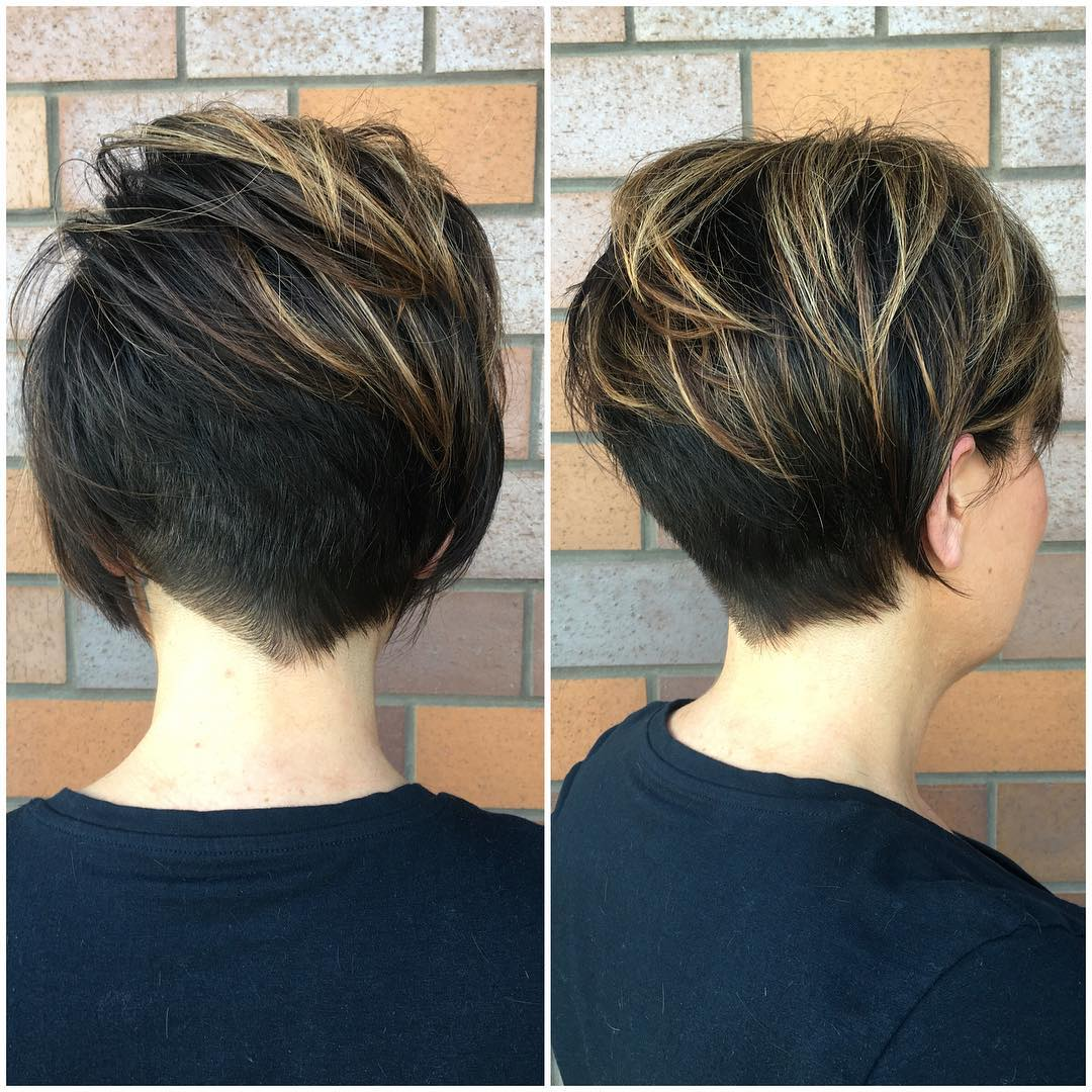 Best Short Hairstyles For Fine Hair Women Cut Designs
