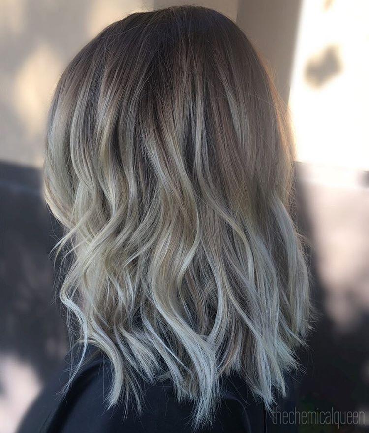 30 schicke tägliche Frisuren für mittellanges Haar