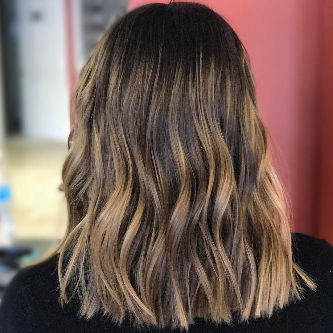 haircut styles for shoulder length hair 30 chic everyday hairstyles for shoulder length hair 2019 1467