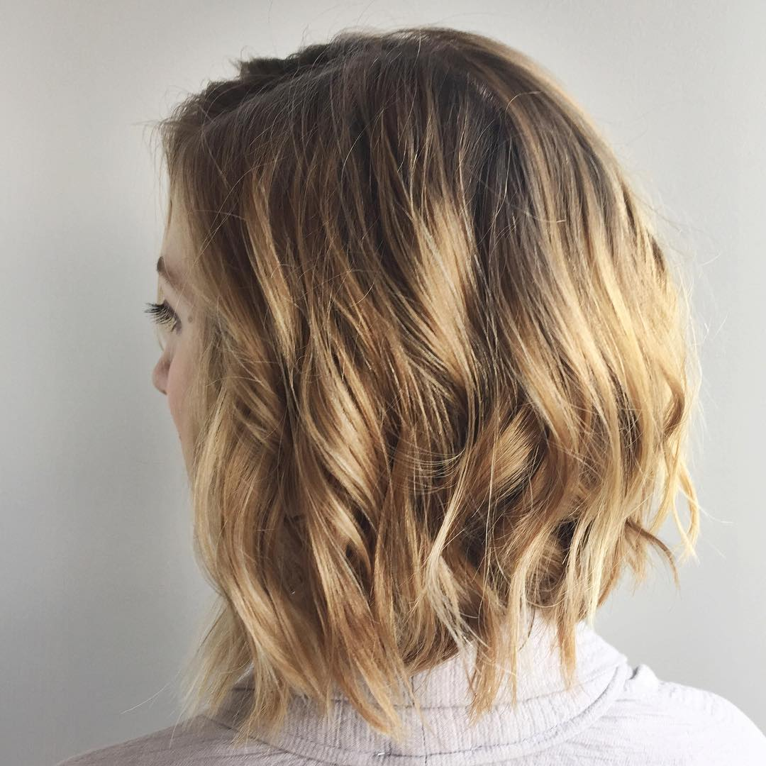30 Chic Everyday Hairstyles For Medium Length Hair