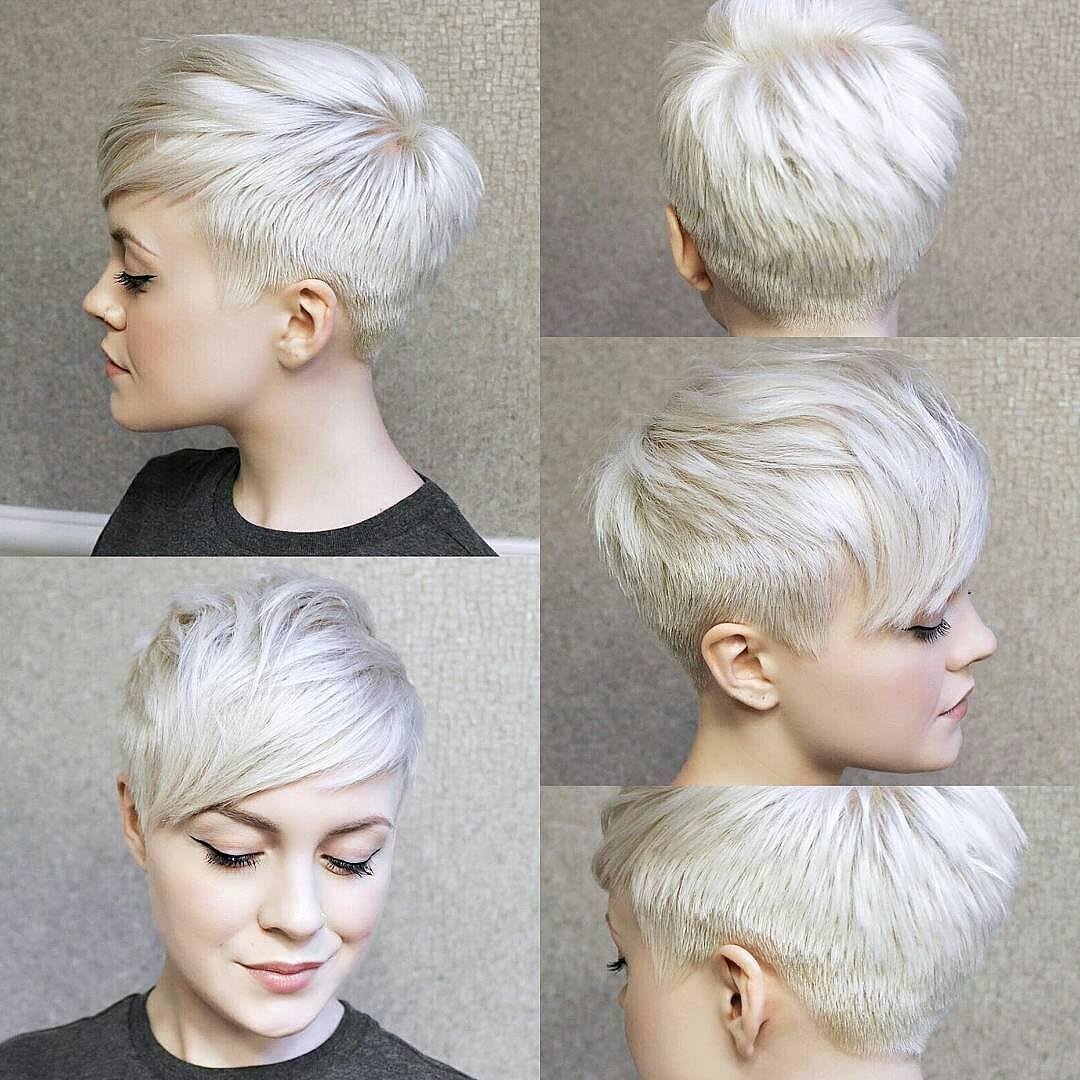 10 Trendy Pixie Haarschnitte - kurze Frisuren für Frauen