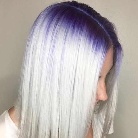 how to get platinum hair color