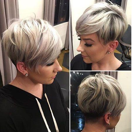 Trendy Short Hair Cuts for Women