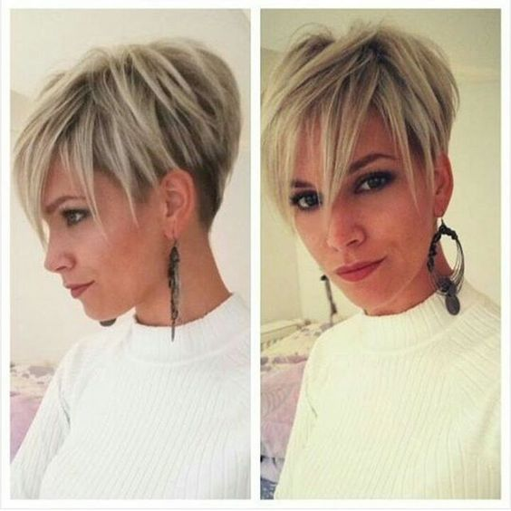 30 Trendy Stacked Hairstyles For Short Hair Practicality Short