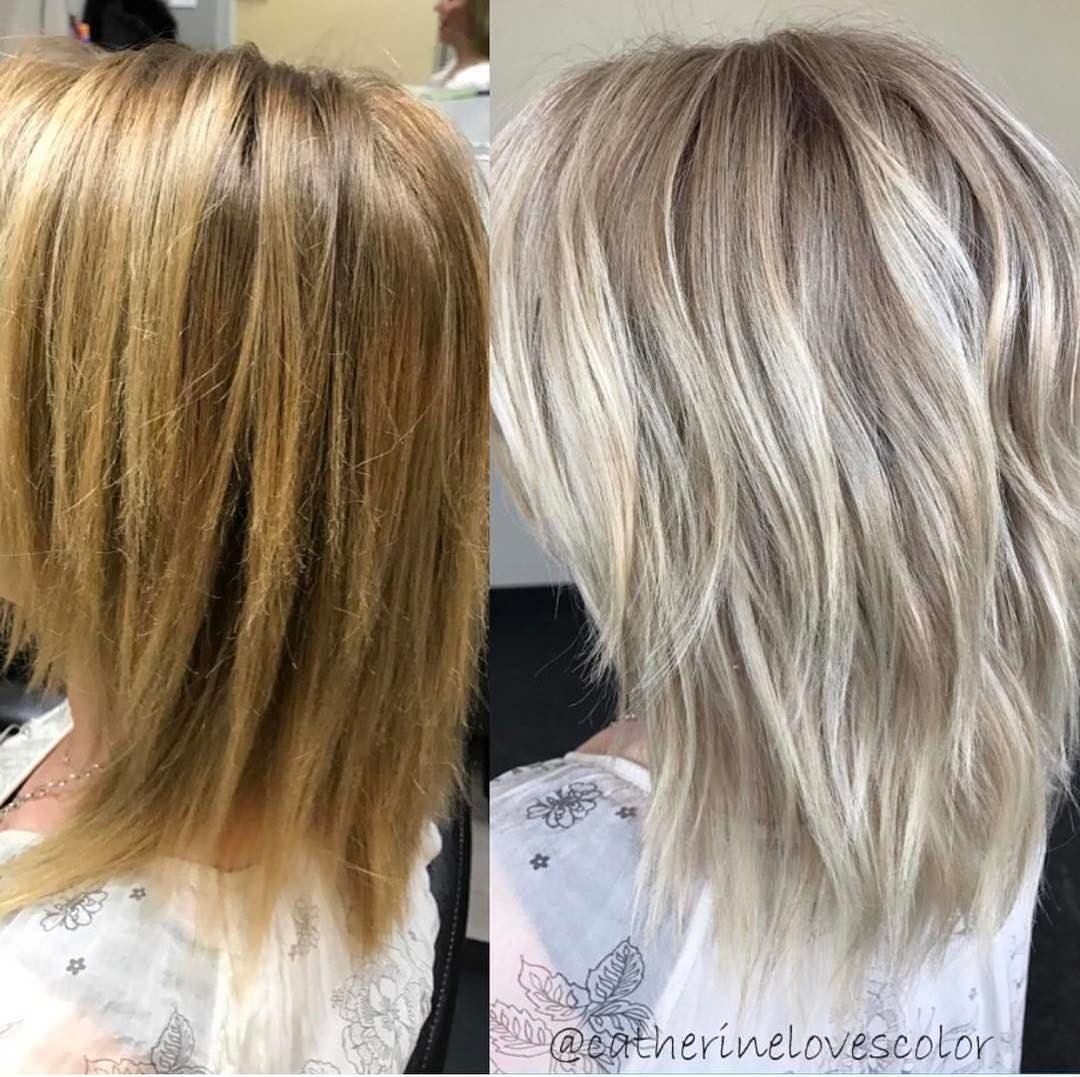 20 Adorable Ash Blonde Hairstyles To Try Hair Color Ideas 2020