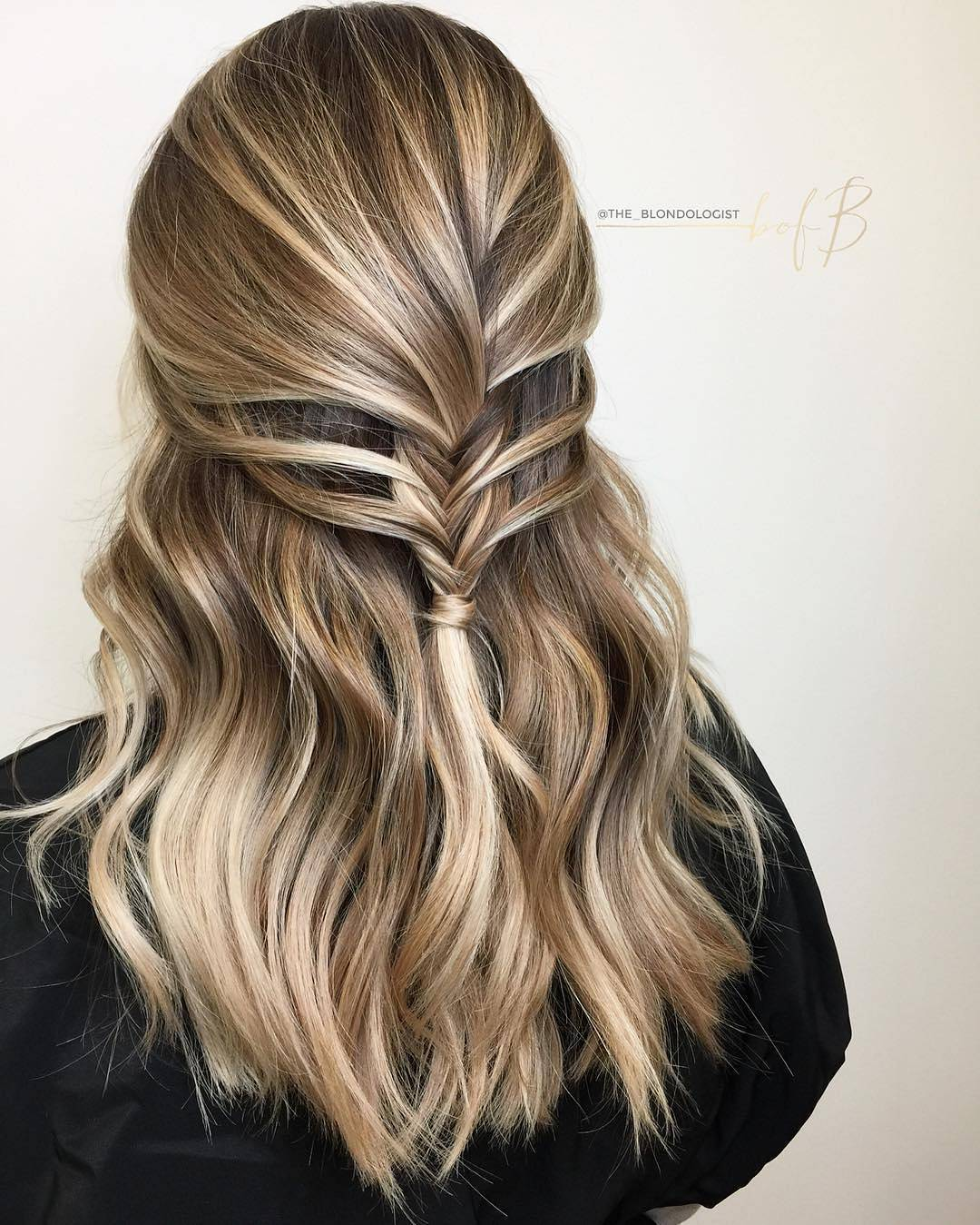 20 Dirty Blonde Hair Ideas That Work On Everyone: 20 Beautiful Blonde Balayage Hair Color Ideas