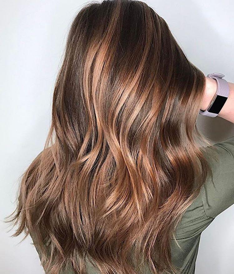 Middle Length Long Layers On Medium Length Hair 18