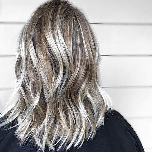 Exciting Medium Length Layered Haircuts - Women Shoulder Length Hair Styles