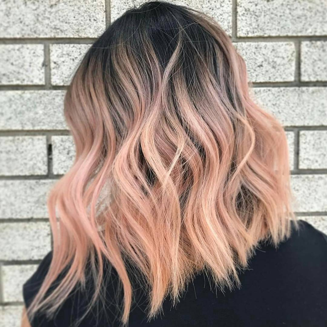 Fabulous Summer Hair Color Ideas - Ombre, Balayage Hair Styles