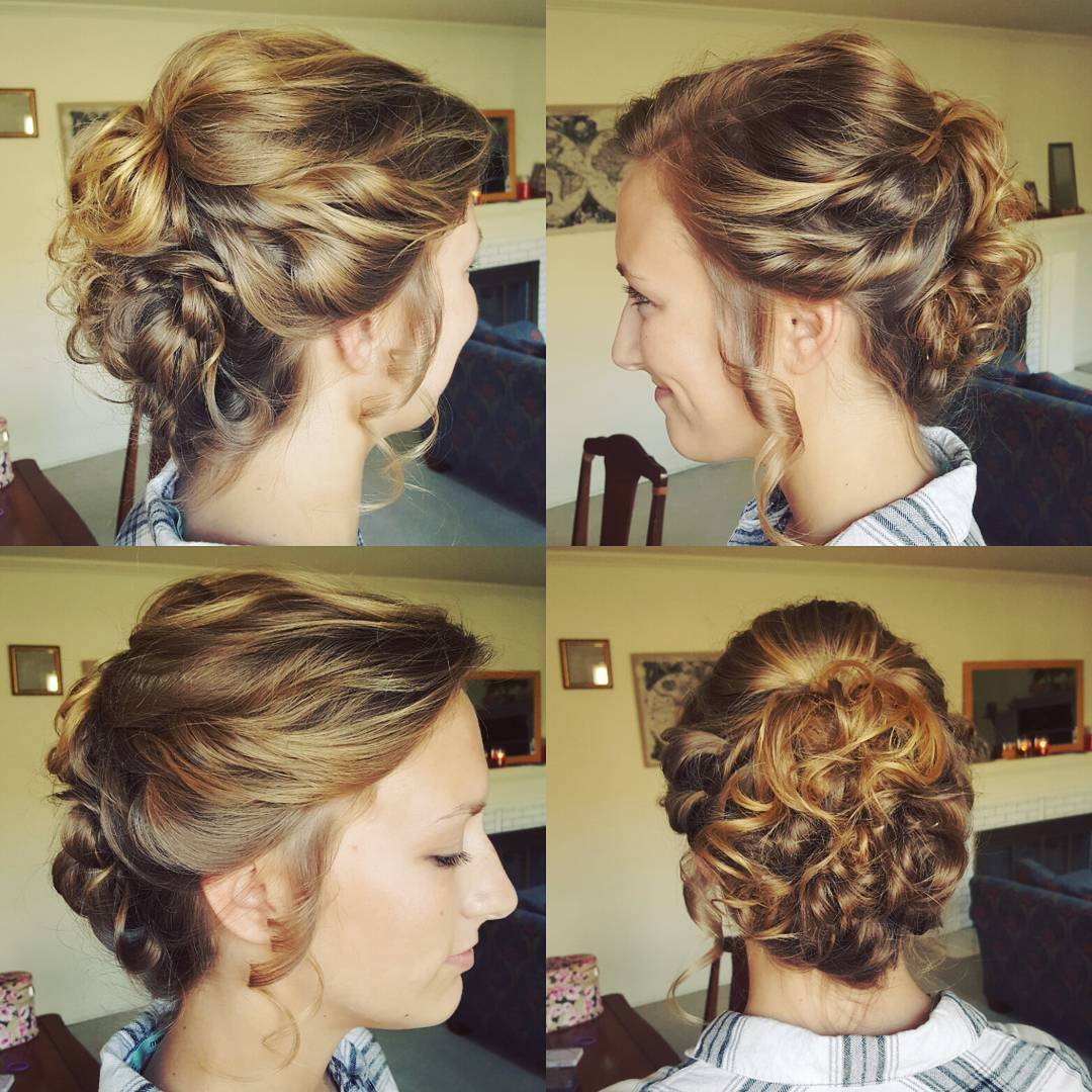 20 Gorgeous Prom Hairstyle Designs For Short Hair Prom Hairstyles 2021