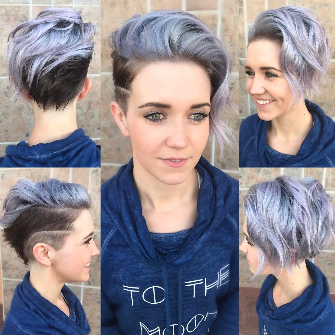 30 Cute Pixie Cuts: Short Hairstyles for Oval Faces ...