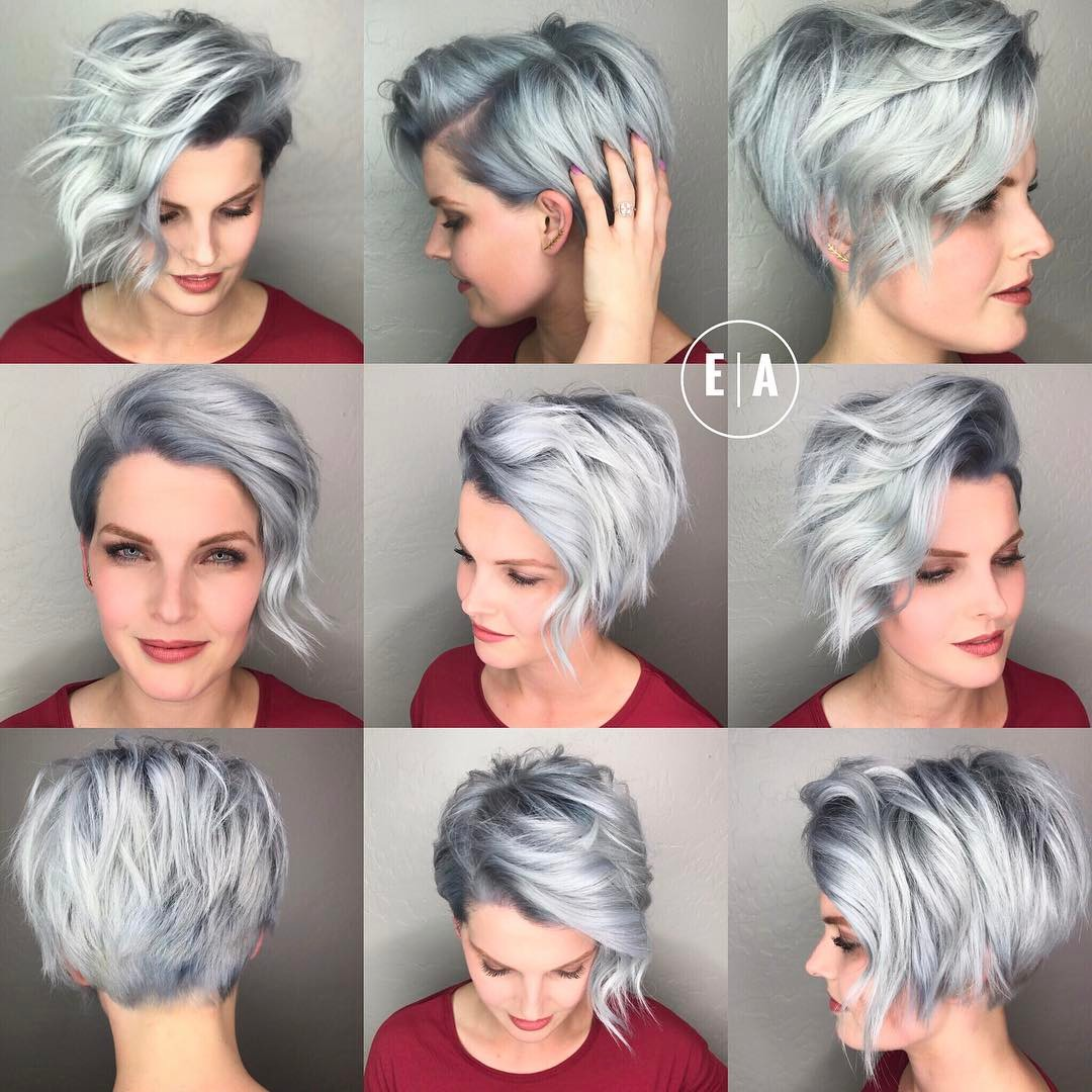 Hottest Very Short Hairstyles for Women - Short Hair Cuts for Oval Faces