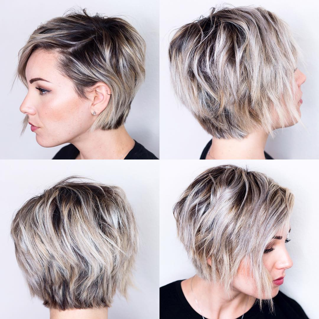 30 cute pixie cuts: short hairstyles for oval faces - popular haircuts