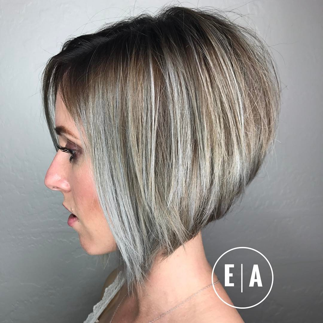 10 Pretty Bob Haircut Trends To Try Now Short Hairstyles For Women 2019