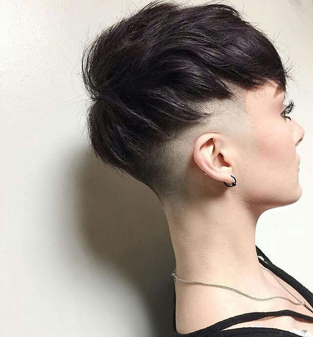 45 Trendy Short Hair Cuts for Women 2017 PoPular Short Hairstyle Ideas