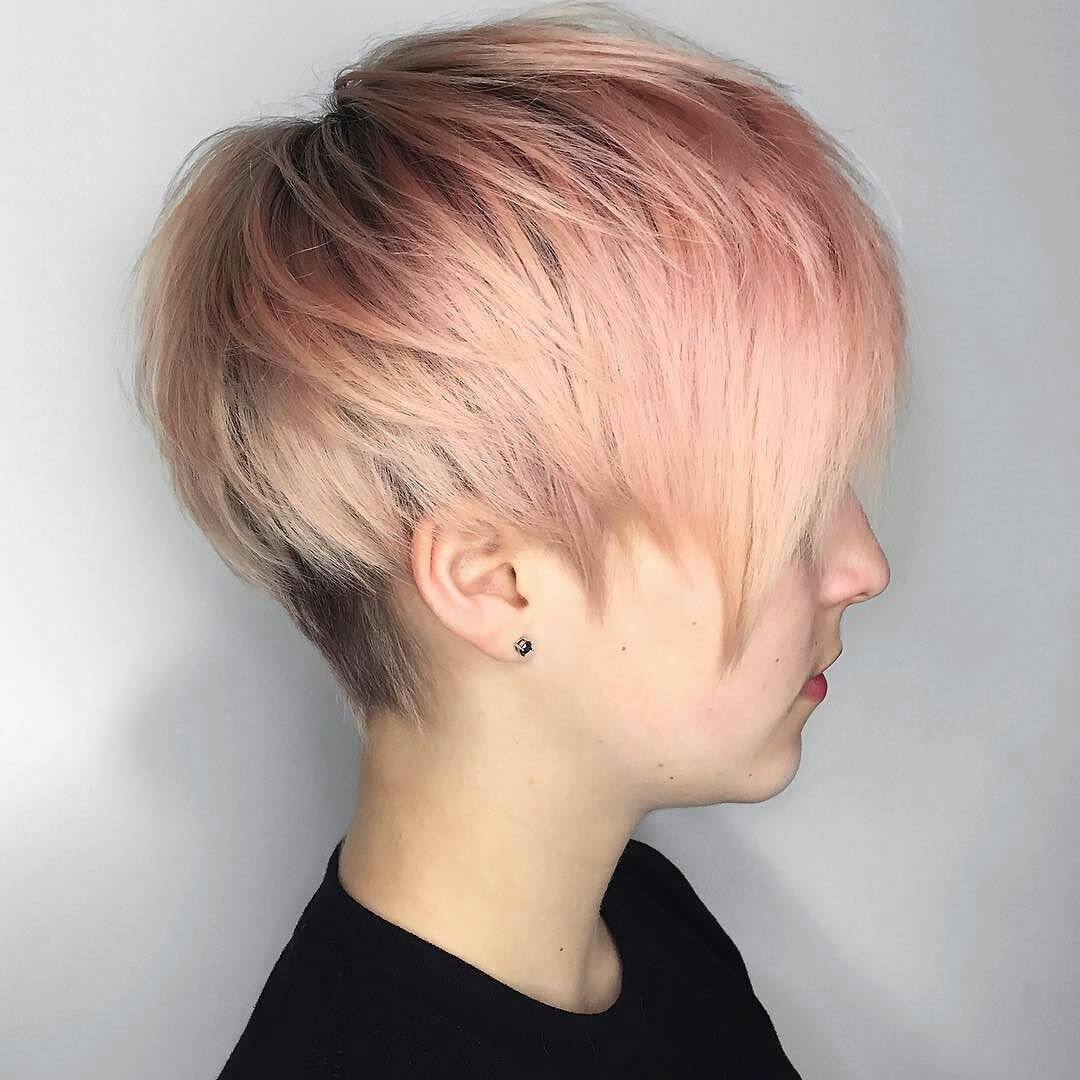 40 Cool and Contemporary Short Haircuts for Women