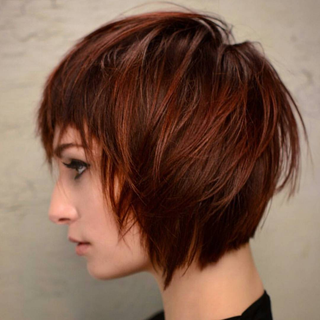 Short hairstyles trendy short hairstyles for women - Trendy Short Haircuts Hottest Women Hairstyle For Short Hair