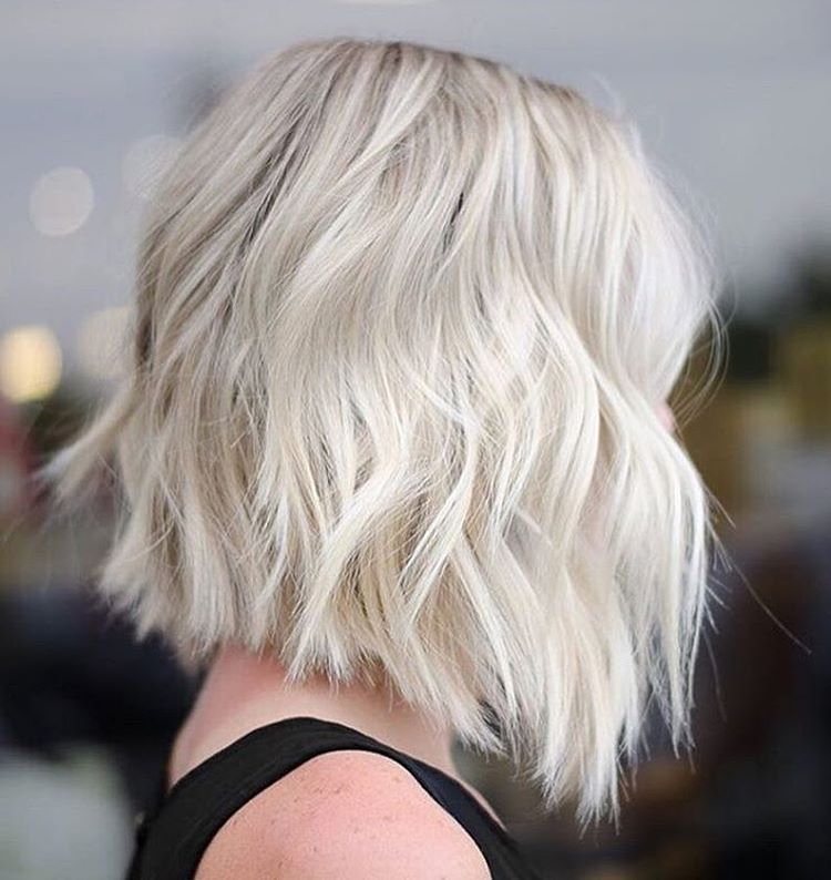 10 Lob Haircut Ideas Edgy Cuts Amp Hot New Colors