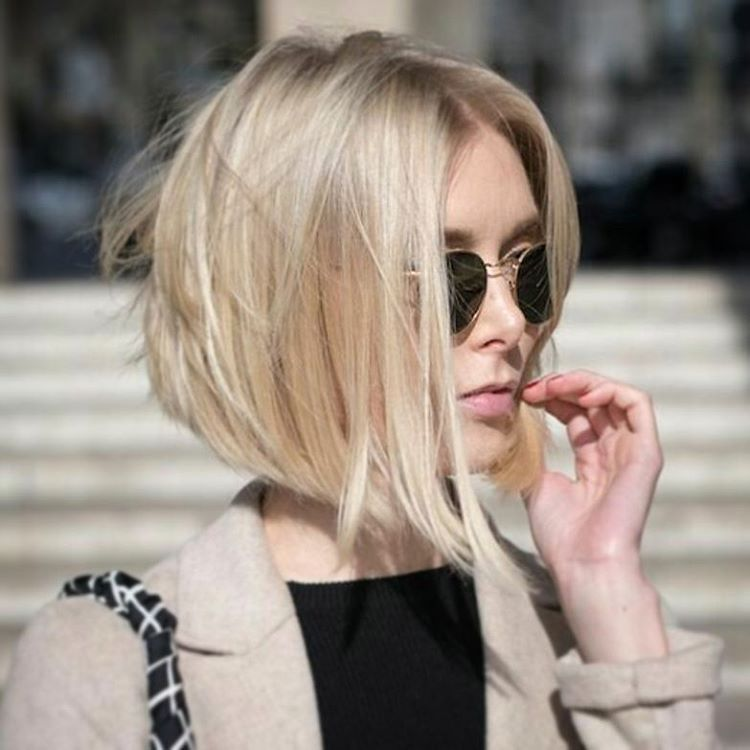 10 Layered Bob Hairstyles Look Fab In New Blonde Shades