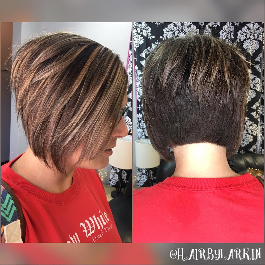 how to cut a bob haircut 10 layered bob hairstyles look fab in new shades 1525