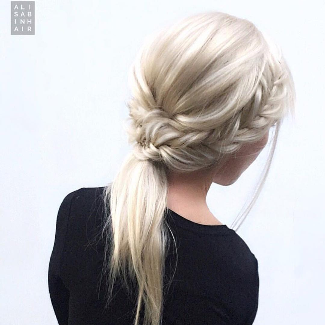 35 Beautiful Wedding Hairstyles For Long Hair: 10 Braided Hairstyles For Long Hair