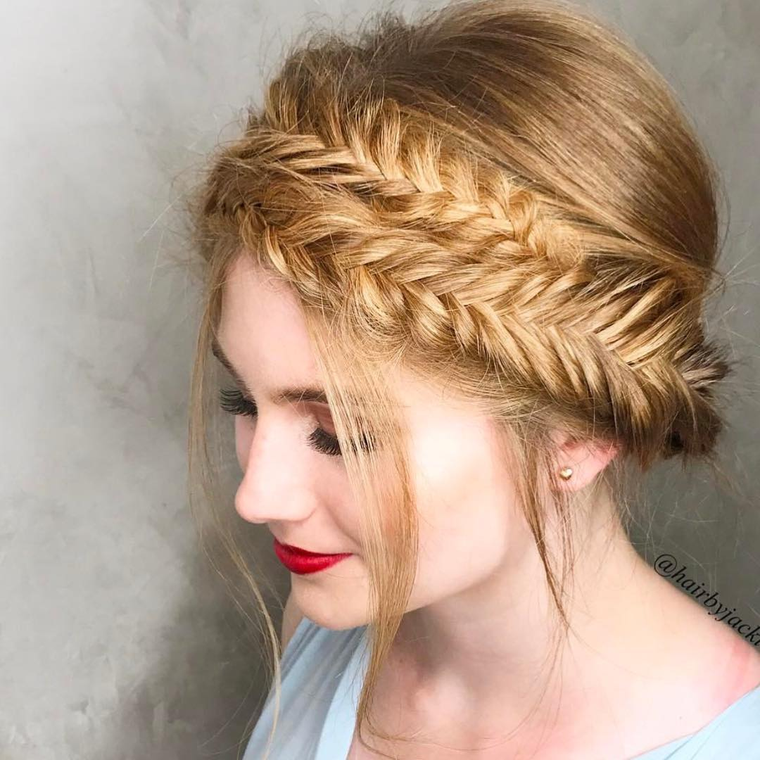 Wedding Braids For Long Hair: 10 Braided Hairstyles For Long Hair