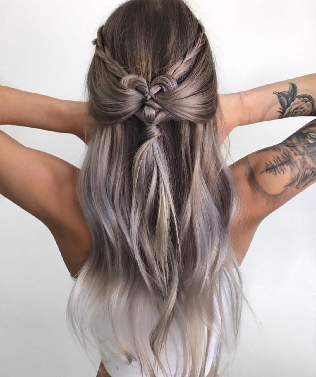 10 braided hairstyles for long hair - weddings, festivals & holiday