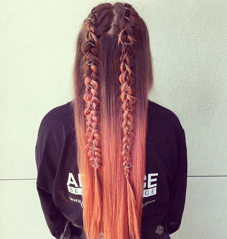 Best Braided Hairstyles - Women Braided Hair Style Ideas