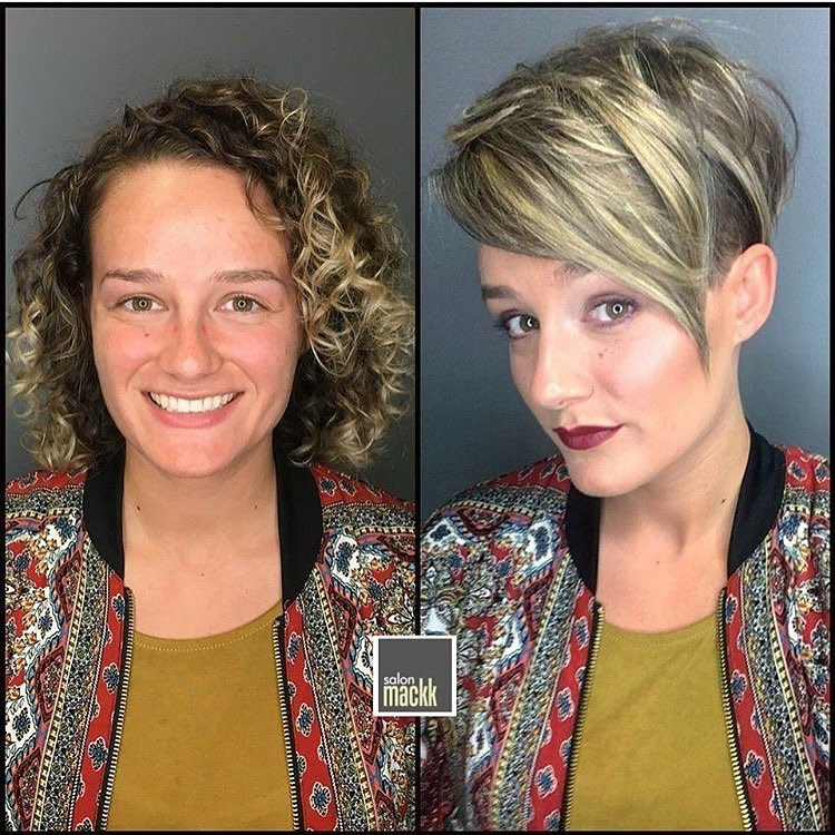 Latest Long Pixie Hairstyles Fit Flatter Short