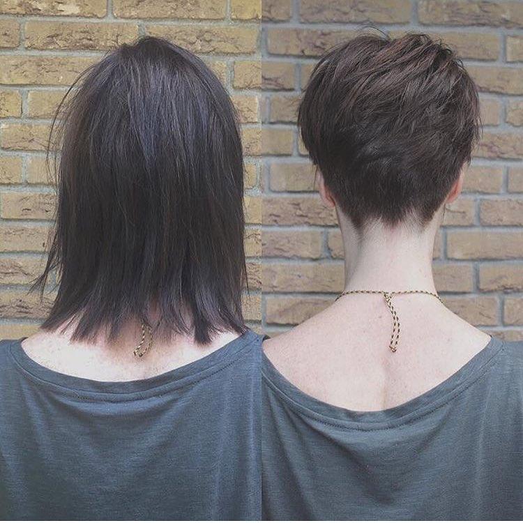Chic Long Pixie Hairstyles - Women Haircut for Short Hair