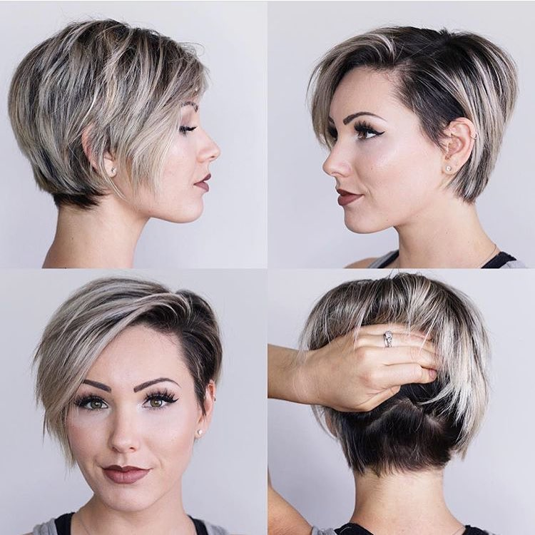 10 Latest Long Pixie Hairstyles To Fit Flatter Short Haircuts 2019
