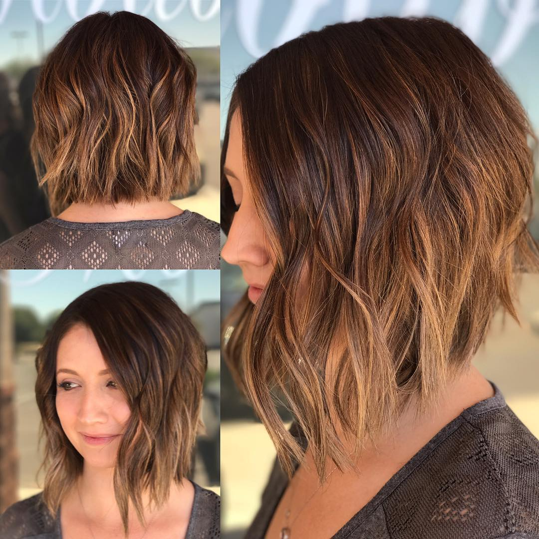10 modern bob haircuts for well-groomed women: short hairstyles 2019