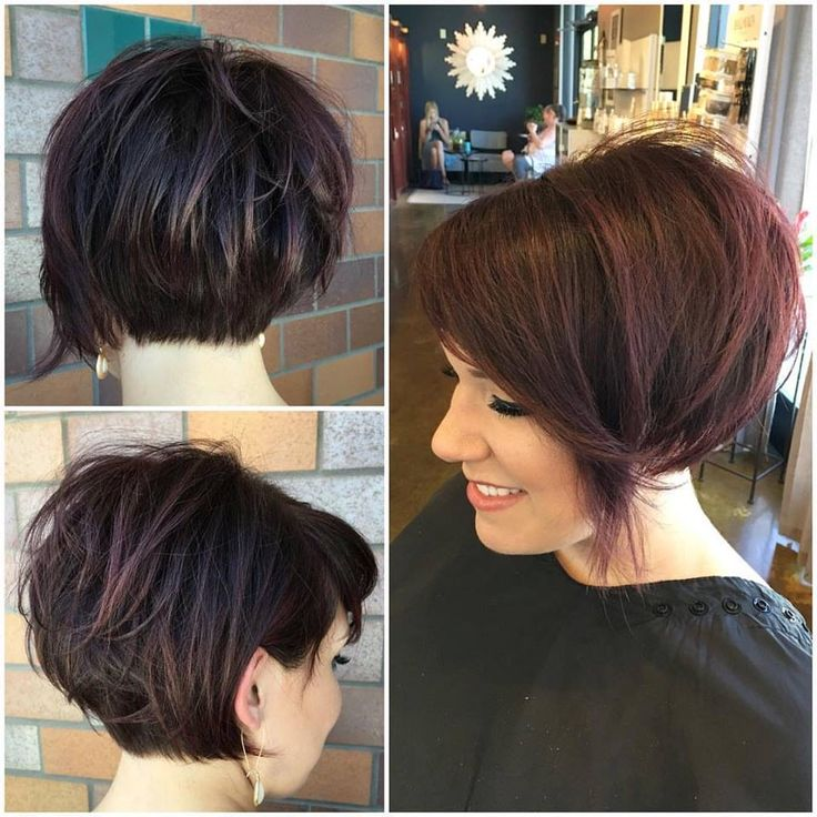 10 Modern Bob Haircuts for Well-Groomed Women: Short Hairstyles 2018