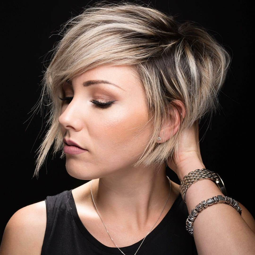10 latest pixie haircut designs for women - short hairstyles 2018
