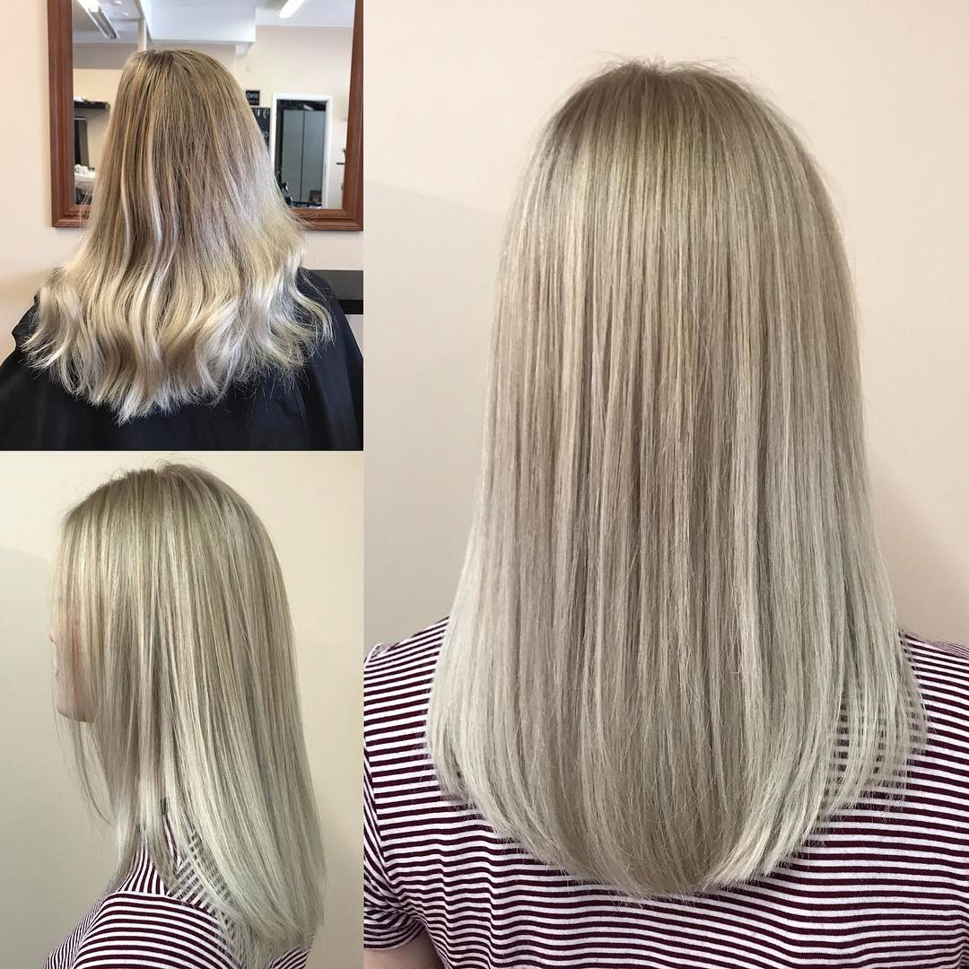 10 Medium Length Hairstyles For Thick Hair In Super Sexy