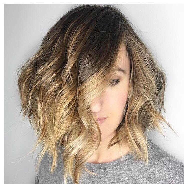 10 Medium Length Hairstyles for Thick Hair in Super Sexy ...